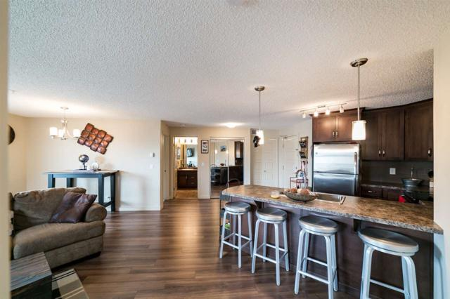 325 6076 Schonsee Way, Edmonton, AB T5Z 0K8 (#E4116096) :: The Foundry Real Estate Company