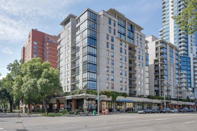 302 10028 119 Street, Edmonton, AB T5K 1Y8 (#E4116189) :: The Foundry Real Estate Company