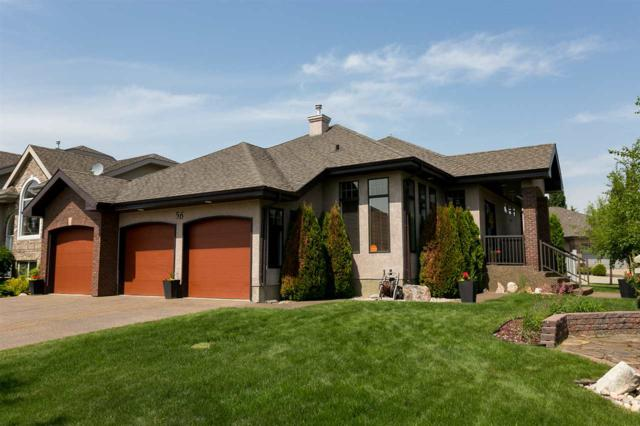56 Lauralcrest Place, St. Albert, AB T8N 7H4 (#E4116326) :: The Foundry Real Estate Company
