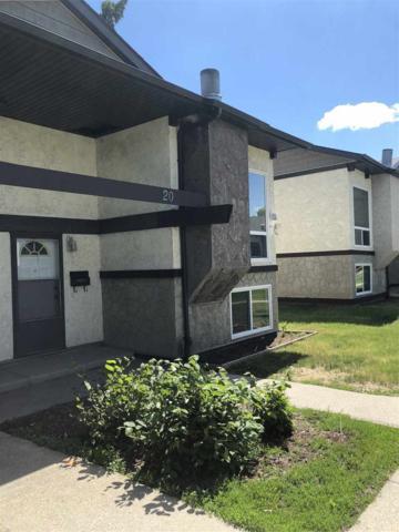 20 Northwoods Village, Edmonton, AB T5X 1T2 (#E4116344) :: The Foundry Real Estate Company