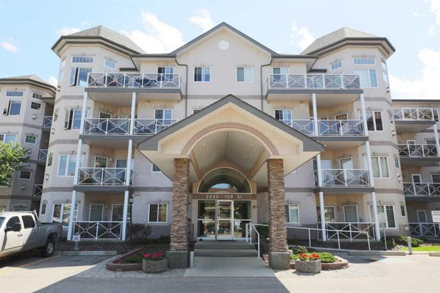 106 2420 108 Street, Edmonton, AB T6J 7J3 (#E4116394) :: The Foundry Real Estate Company