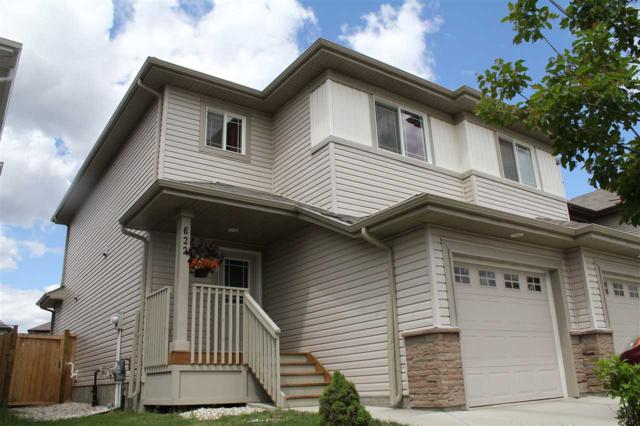 622 174 Street, Edmonton, AB T6W 2A8 (#E4116458) :: GETJAKIE Realty Group Inc.