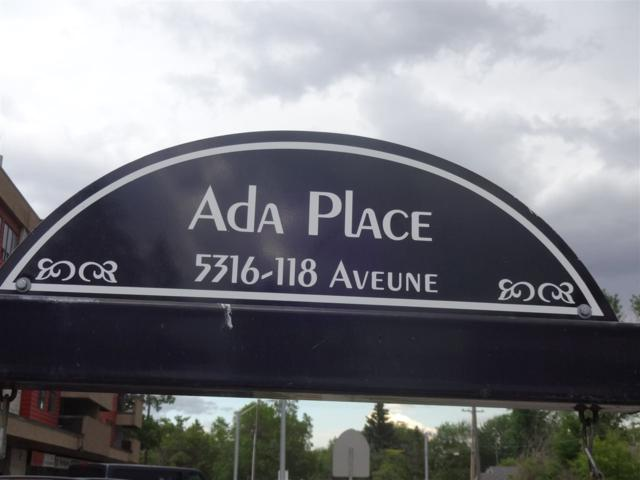 304 5316 118 Avenue NW, Edmonton, AB T5W 1C4 (#E4116494) :: The Foundry Real Estate Company