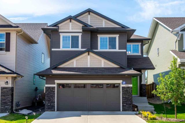 7905 Erasmus Crescent, Edmonton, AB T6M 0S3 (#E4116502) :: The Foundry Real Estate Company