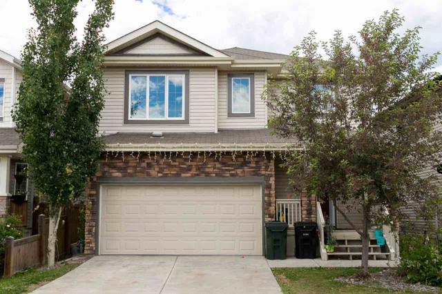 14 Vanessa Avenue, Spruce Grove, AB T7X 0B9 (#E4116504) :: The Foundry Real Estate Company