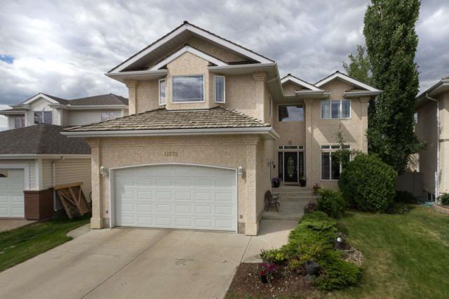 11572 15 Avenue NW, Edmonton, AB T6J 7C9 (#E4116548) :: The Foundry Real Estate Company