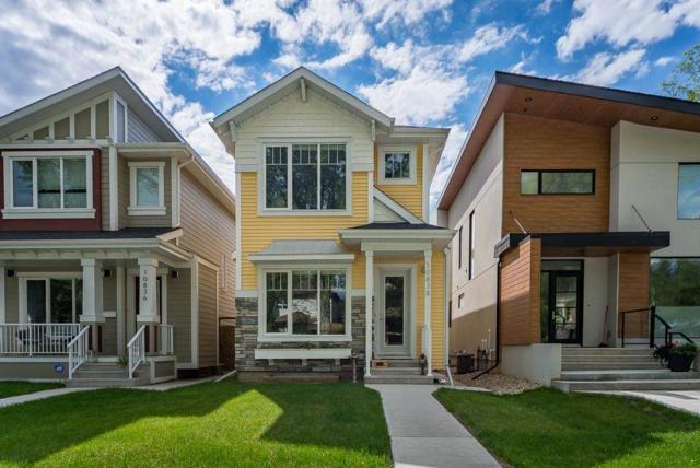 10838 127 Street, Edmonton, AB T5M 0S8 (#E4116651) :: GETJAKIE Realty Group Inc.