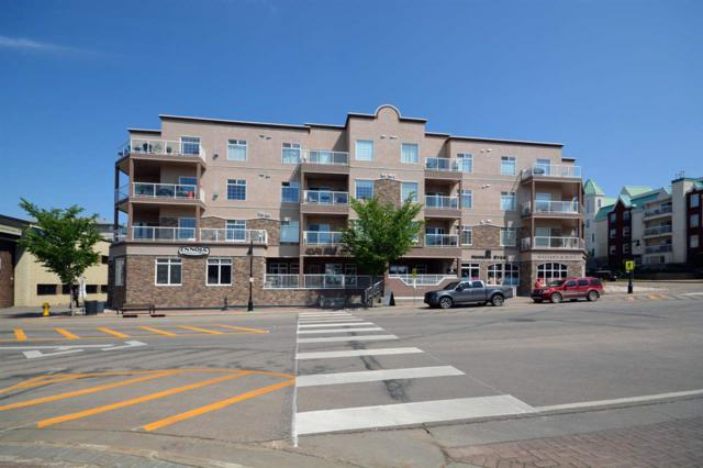 406 5 Perron Street, St. Albert, AB T8N 1E3 (#E4116653) :: The Foundry Real Estate Company