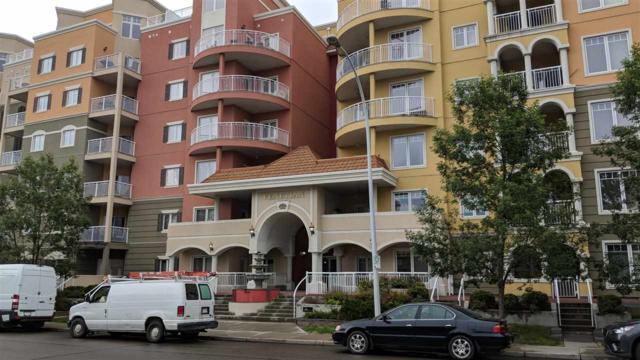 407 10333 112 Street, Edmonton, AB T5K 0B4 (#E4116791) :: The Foundry Real Estate Company