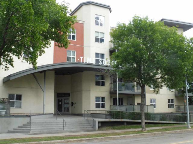 101 10118 106 Avenue, Edmonton, AB T5H 0B8 (#E4116806) :: The Foundry Real Estate Company