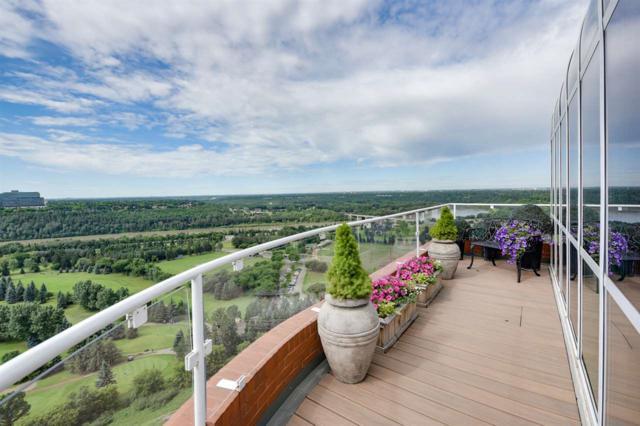 1701 10010 119 Street, Edmonton, AB T5K 1Y8 (#E4116807) :: The Foundry Real Estate Company