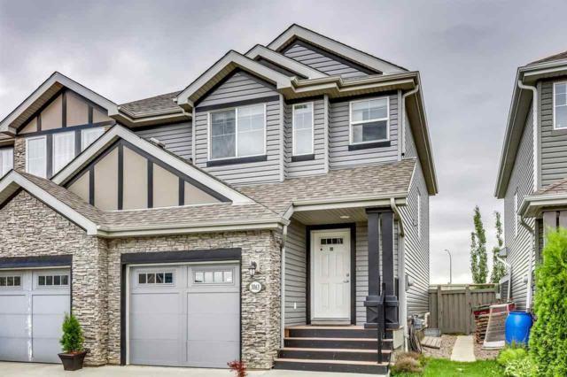 3063 Whitelaw Drive, Edmonton, AB T6W 0T8 (#E4116819) :: GETJAKIE Realty Group Inc.