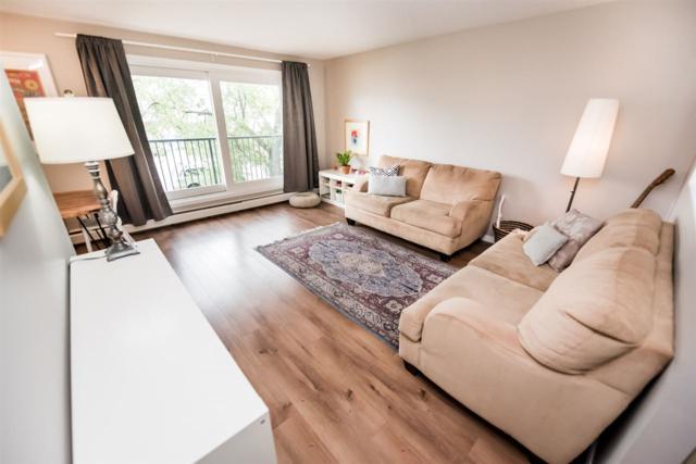204 10740 105 Street, Edmonton, AB T5H 2X2 (#E4116845) :: The Foundry Real Estate Company