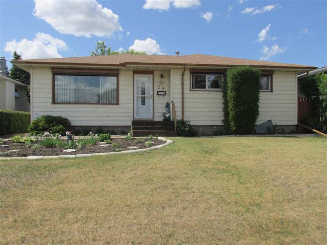 12724 86 Street, Edmonton, AB T5E 3A8 (#E4116903) :: The Foundry Real Estate Company