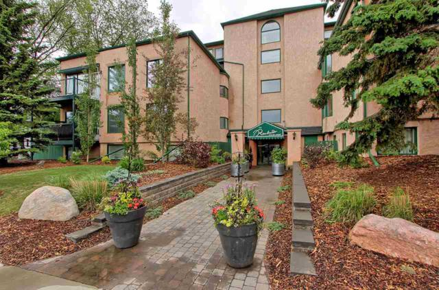 303 9131 99 Street, Edmonton, AB T6E 3V9 (#E4116951) :: The Foundry Real Estate Company
