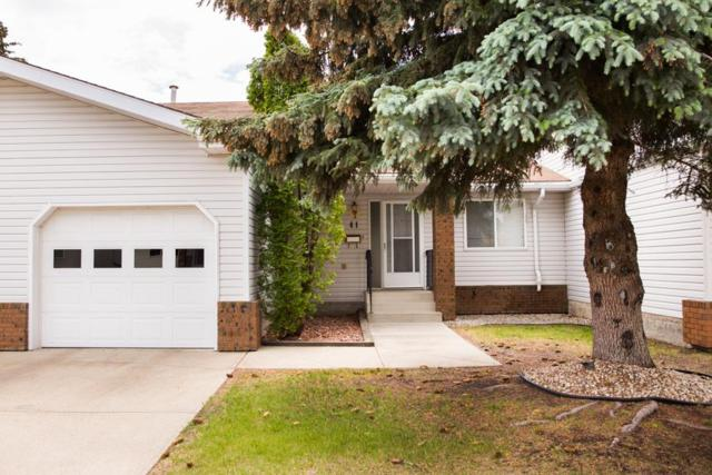 41 903 109 Street, Edmonton, AB T6J 6R1 (#E4116960) :: The Foundry Real Estate Company