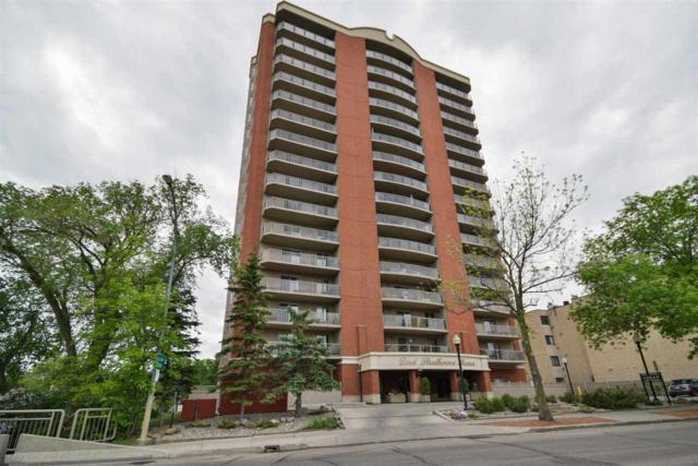 202 10649 Saskatchewan Drive, Edmonton, AB T6E 6S8 (#E4117038) :: The Foundry Real Estate Company