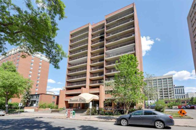 502 9917 110 Street, Edmonton, AB T5K 2N4 (#E4117060) :: GETJAKIE Realty Group Inc.