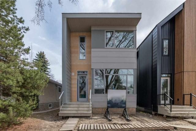 10993 131 Street, Edmonton, AB T5M 1B7 (#E4117097) :: GETJAKIE Realty Group Inc.