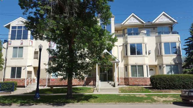 202 9745 96A Street, Edmonton, AB T6C 4P7 (#E4117118) :: The Foundry Real Estate Company
