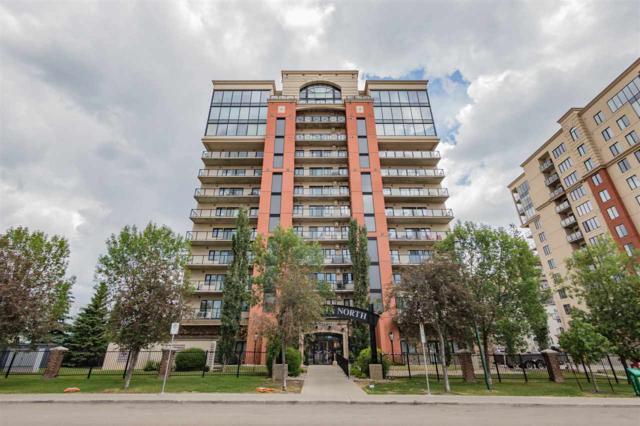 502 10319 111 Street, Edmonton, AB T5K 0A2 (#E4117182) :: GETJAKIE Realty Group Inc.