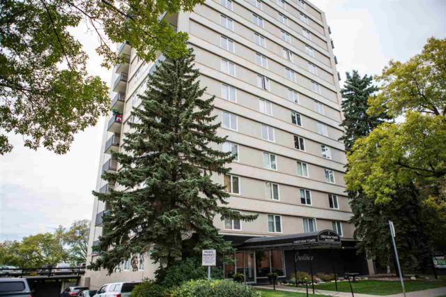1205 9816 112 Street, Edmonton, AB T5K 1L5 (#E4117230) :: GETJAKIE Realty Group Inc.