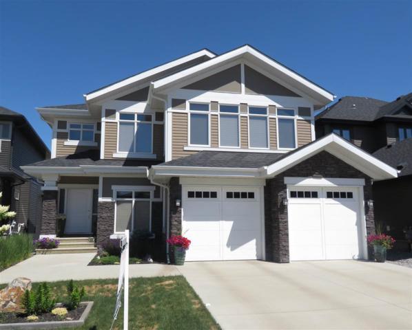 614 Windermere Court NW, Edmonton, AB T6W 0T2 (#E4117237) :: GETJAKIE Realty Group Inc.
