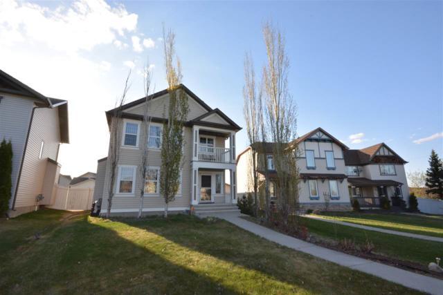 2058 Towne Centre Boulevard, Edmonton, AB T6R 3M7 (#E4117309) :: GETJAKIE Realty Group Inc.