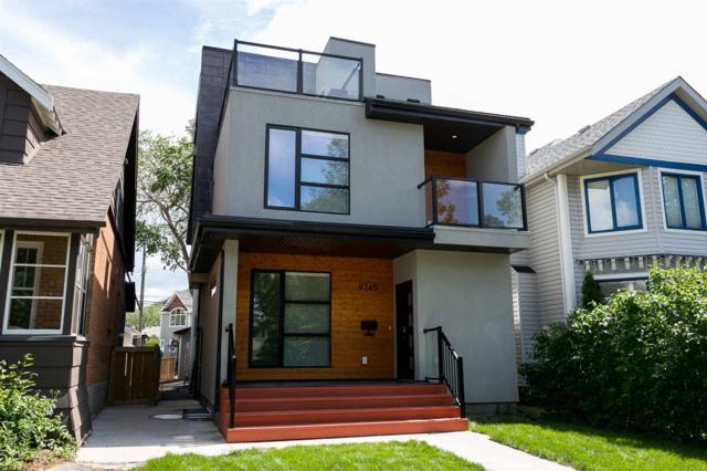 9745 93 Street, Edmonton, AB T6C 3T9 (#E4117362) :: The Foundry Real Estate Company