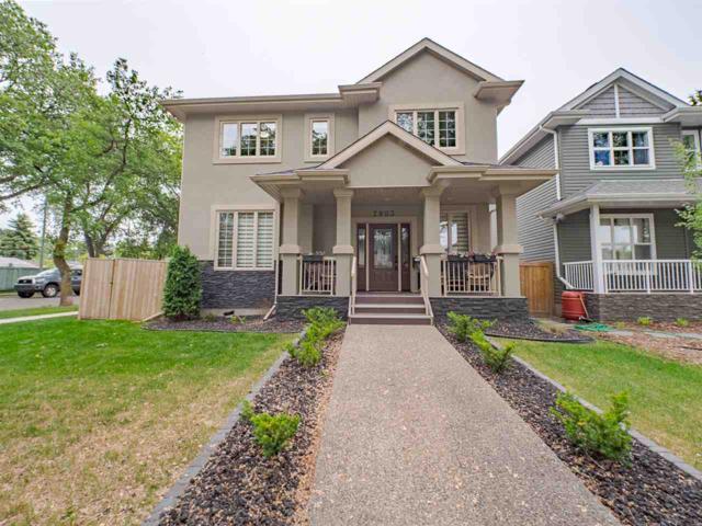 7903 79 Avenue, Edmonton, AB T6C 0P7 (#E4117368) :: The Foundry Real Estate Company