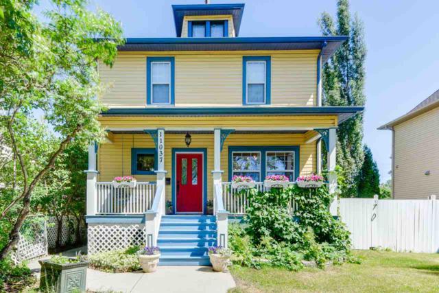 11037 130 Street, Edmonton, AB T5M 0Z8 (#E4117429) :: GETJAKIE Realty Group Inc.
