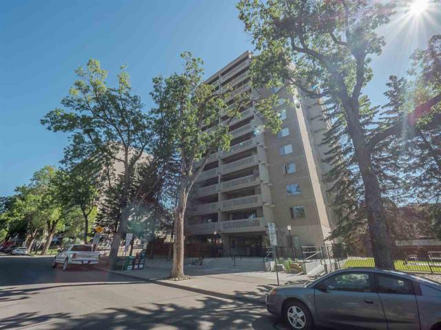 102 9809 110 Street, Edmonton, AB T5K 2J9 (#E4117505) :: GETJAKIE Realty Group Inc.