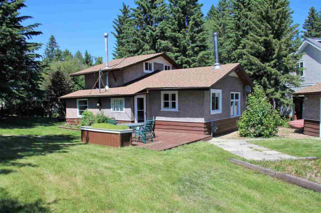 406 Long Lake Drive, Long Lake, AB T0A 0M0 (#E4117582) :: The Foundry Real Estate Company