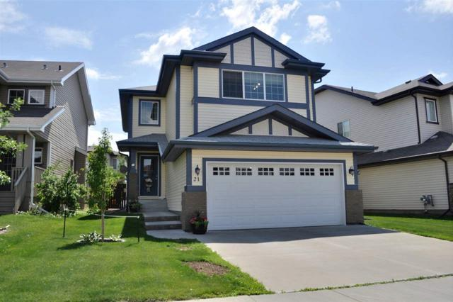 21 Rue Brunelle Street, Beaumont, AB T4X 0A7 (#E4117873) :: GETJAKIE Realty Group Inc.