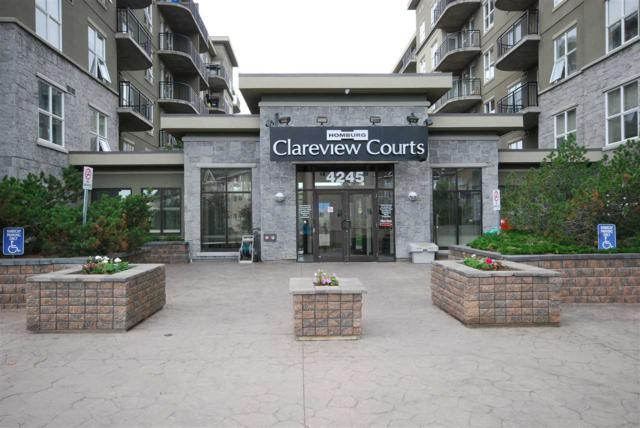 409 4245 139 Avenue, Edmonton, AB T5Y 8E8 (#E4117879) :: GETJAKIE Realty Group Inc.