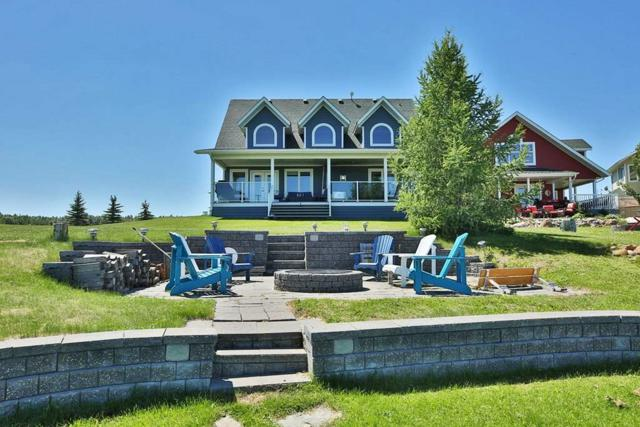34 Sunset Harbour, Rural Wetaskiwin County, AB T0C 1H0 (#E4117977) :: The Foundry Real Estate Company
