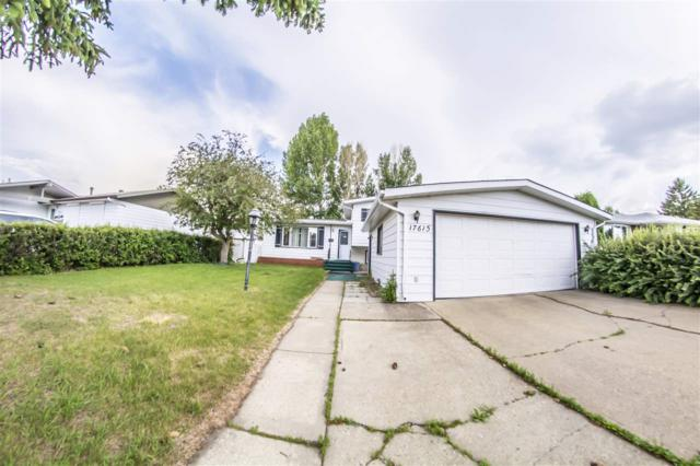 17615 86 Avenue, Edmonton, AB T5T 0L5 (#E4118043) :: The Foundry Real Estate Company