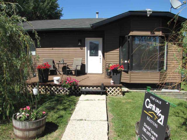 4818 52 Ave, Sangudo, AB T0E 2A0 (#E4118124) :: The Foundry Real Estate Company