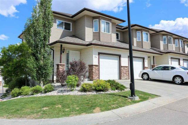 24 171 Brintnell Boulevard, Edmonton, AB T5Y 0C6 (#E4118137) :: The Foundry Real Estate Company