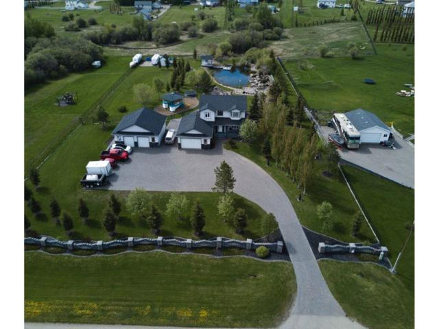 52 - 53522 Rge Rd 274, Rural Parkland County, AB T7X 3T1 (#E4118173) :: The Foundry Real Estate Company