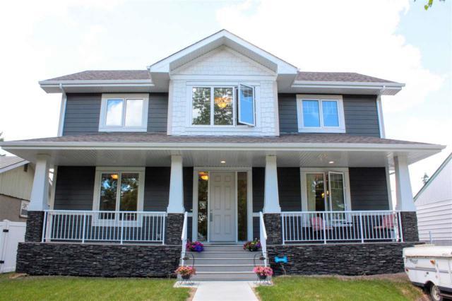 12128 141 Street NW, Edmonton, AB T5L 2E9 (#E4118176) :: The Foundry Real Estate Company