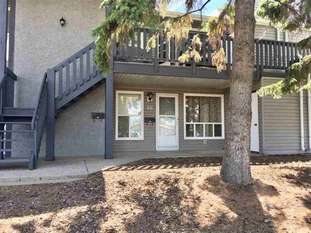66 1503 Mill Woods Road E, Edmonton, AB T6L 4C2 (#E4118240) :: The Foundry Real Estate Company