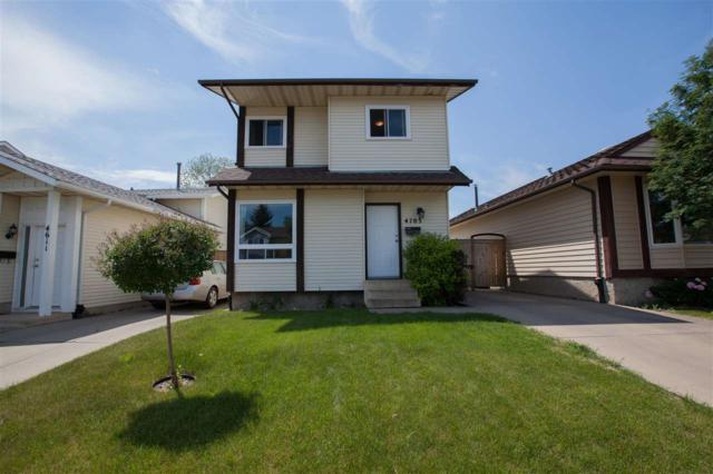 4703 32 Avenue, Edmonton, AB T6L 5J4 (#E4118589) :: The Foundry Real Estate Company