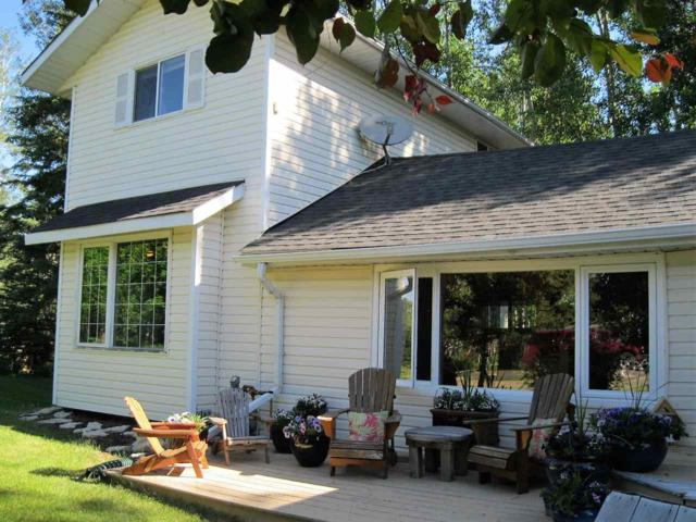 516 5th Street, Rural Lac Ste. Anne County, AB T0E 0A2 (#E4118771) :: The Foundry Real Estate Company