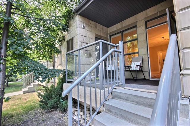 108 9603 98 Avenue, Edmonton, AB T6C 2E2 (#E4118784) :: The Foundry Real Estate Company