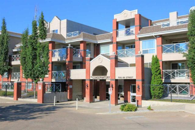 125 7510 89 Street, Edmonton, AB T6C 0X5 (#E4118817) :: The Foundry Real Estate Company