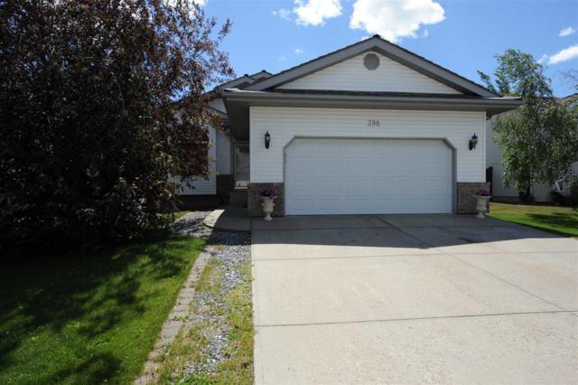 398 Blackburn Drive E, Edmonton, AB T6W 1B5 (#E4118824) :: The Foundry Real Estate Company
