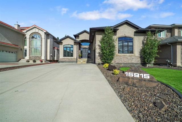 15915 91 Street, Edmonton, AB T5Z 0A8 (#E4118921) :: The Foundry Real Estate Company