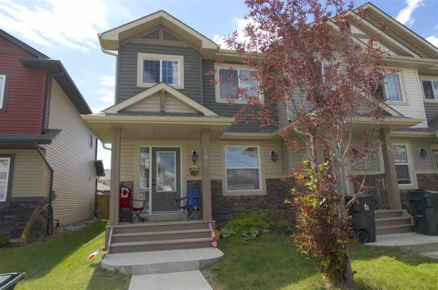 101 Meadowland Crescent, Spruce Grove, AB T7X 0P9 (#E4118931) :: The Foundry Real Estate Company