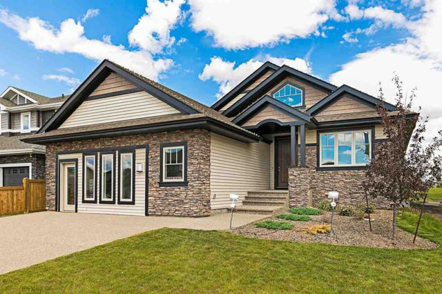 5 Lilac Bay, Spruce Grove, AB T7X 0V7 (#E4118943) :: Müve Team | RE/MAX Elite